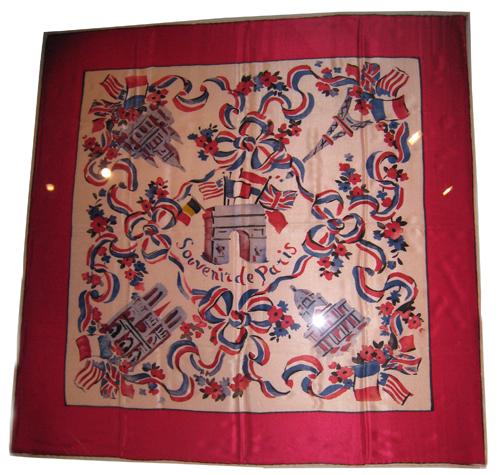 foulard VICTOIRE